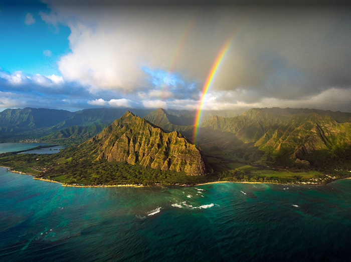 The Movie Tour location is at the end of that rainbow!