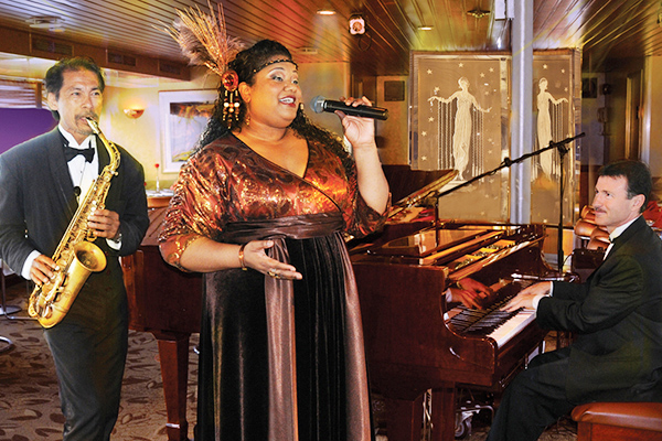 Jazz Entertainment by Oahu's Top Artists