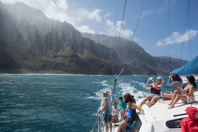 The Na Pali Coast Doesn't Disappoint!