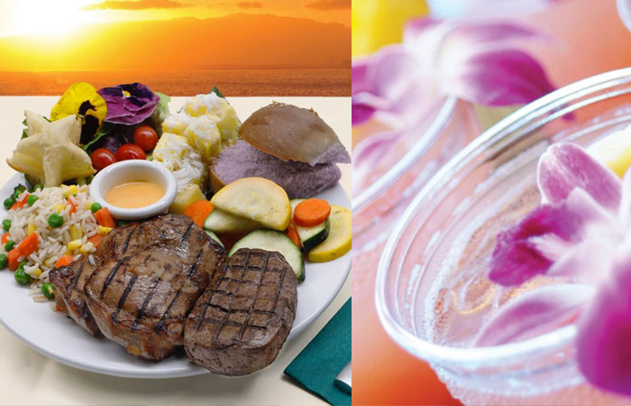 Unwind with some delicious BBQ
