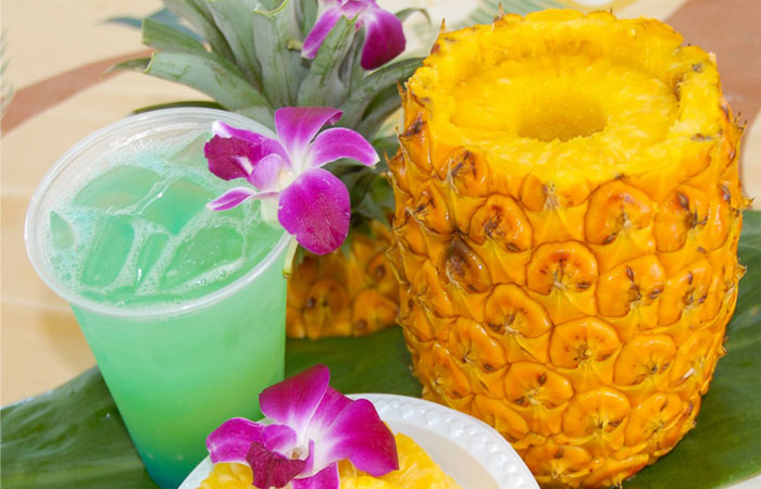 Yummy Tropical Beverages