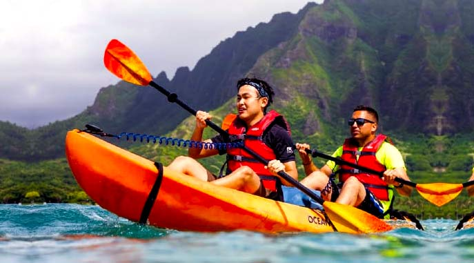 Do you have a Kayaking Buddy?