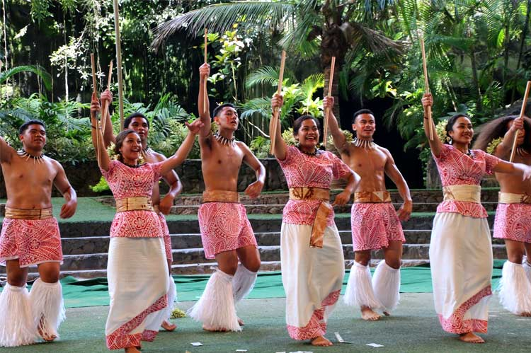 Experience Many Different Island Cultures