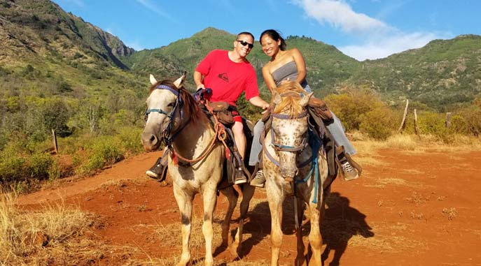 Great horse ride for ALL Ages