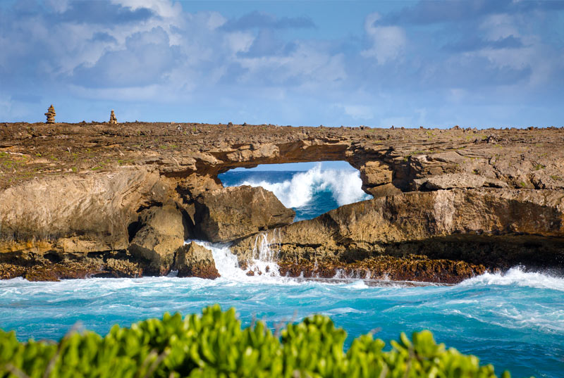 The Amazing view of Laie Point